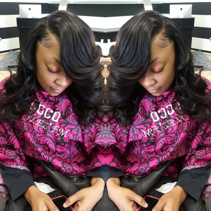 Best 25  Partial sew in ideas on Pinterest  Medium length weave, Sew in bob hairstyles and Sew