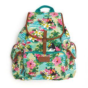 esta mochila esta super asi chula espero les guste