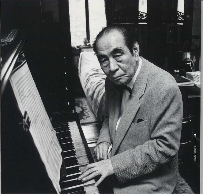 Ifukube Akira 伊福部昭 (1914 - 2006) 日本の作曲界と音楽教育界の重鎮。 シンプルで民族的かつダイナミックな作風が素晴らしい。理想の芸術家。