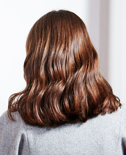 Michael Van Der Ham FW15 effortless and uncontrived hair by Luke Hersheson