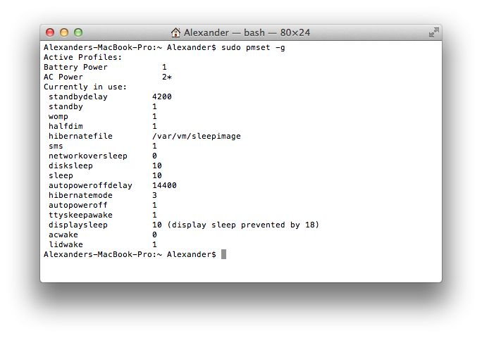 Как исправить долгий выход из сна у MacBook Pro с ретина дисплеем — Трюки и секреты Mac OS X — Macilove
