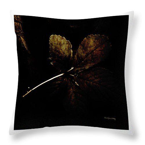Commemoration Throw Pillow by Randi Grace Nilsberg