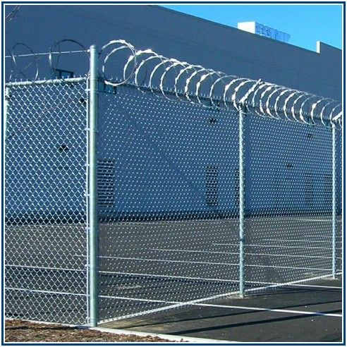 Frabjous Chain Link Fence Costs