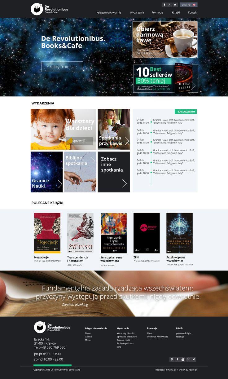 Webdesign layout by Przemyslaw Gawlas / Apayo.pl (c) 2015