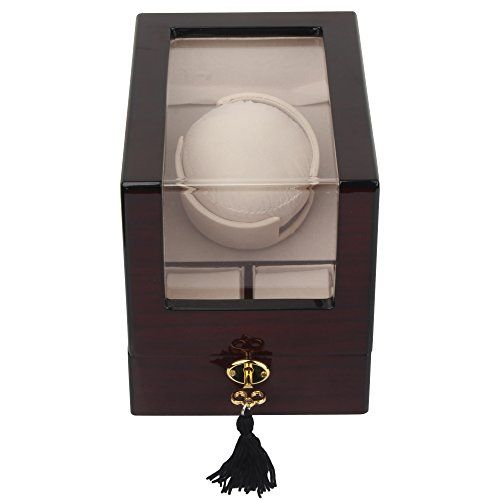 Kendal Top Quality Single Wooden Watch Winder plus 2 Stor...