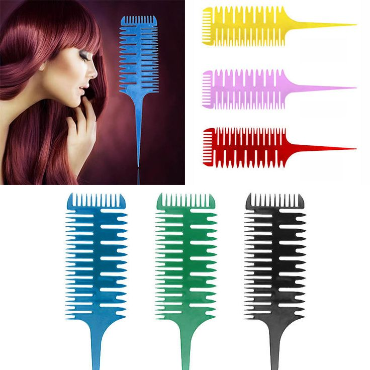 6 Colors 3-Way Sectioning Highlight Comb Professional Easy To Use Weave Weaving Comb Hair Dye Styling Tool For Salon Hot Selling    Get free shipping. This shopping online sellers give you the discount of finest and low cost which integrated super save shipping for 6 Colors 3-Way Sectioning Highlight Comb Professional Easy To Use Weave Weaving Comb Hair Dye Styling Tool For Salon Hot Selling or any product.  I think you are very happy To be Get 6 Colors 3-Way Sectioning Highlight Comb…