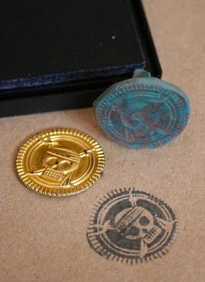 plasticine stamping