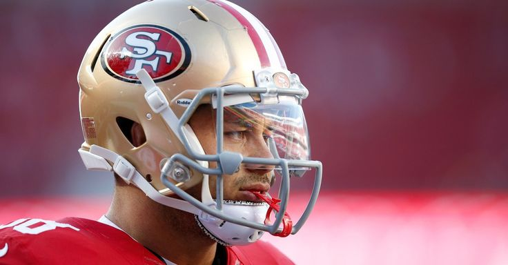 Jaryd Hayne has made the 53-man squad for the San Francisco 49ers. Dreams happen #HaynePlane