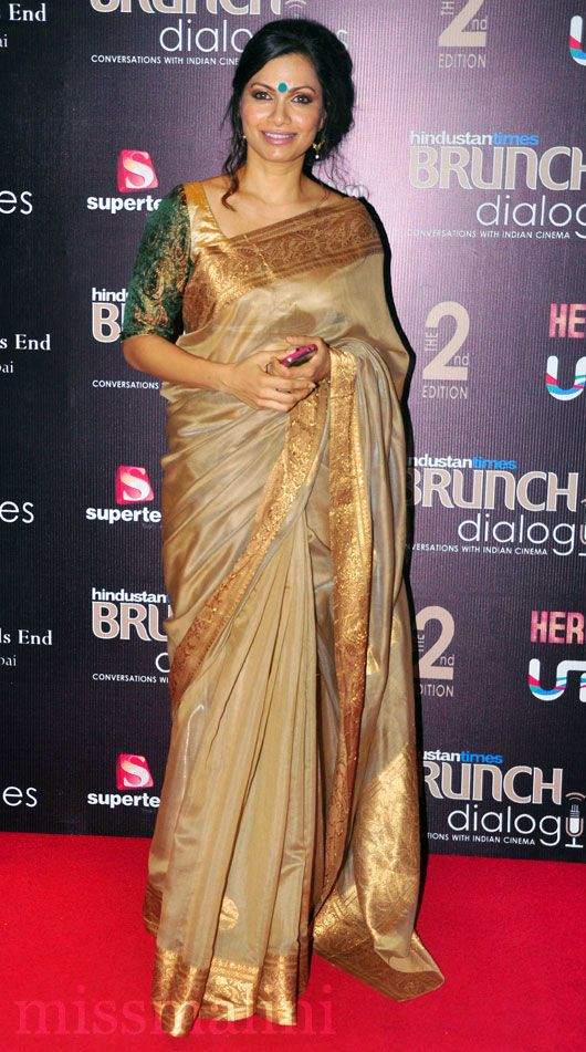 Love the saree and the styling