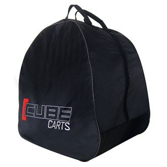 Cube Golf Trolley Carry Bag: The Cube Golf Carry Bag is the ideal way to store your cube trolley after a round of… #GolfApparel #GolfShoes