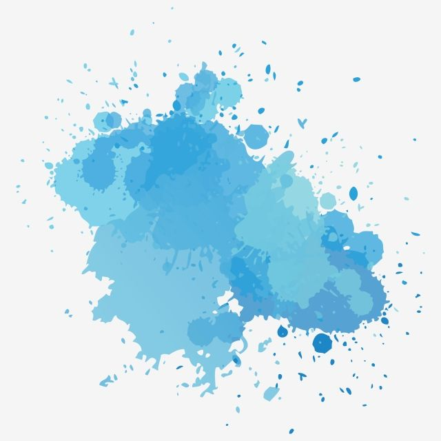 Blue Watercolor Background Background Blue Background Brushed