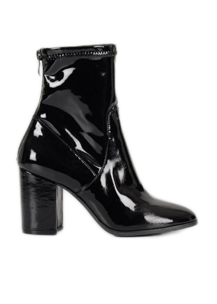 Molly Bracken Patent Heel Boots