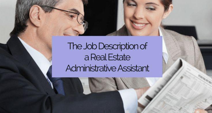 Real estate agent job description for resume special