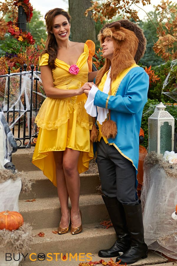 the Perfect couples costumes for those that love Fairy Tales at BuyCostumes.com