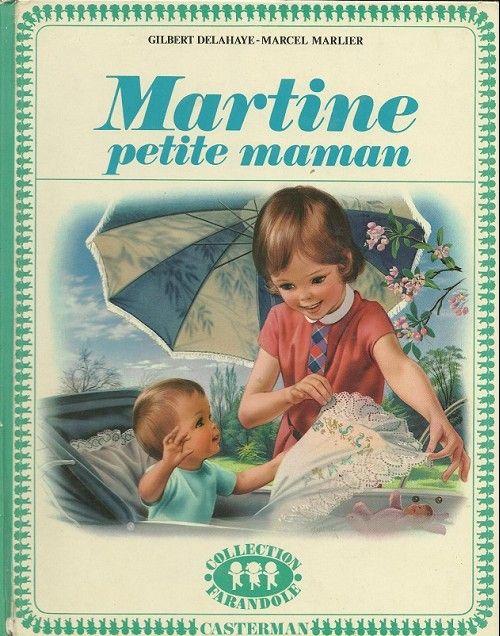 Martine -18- Martine petite maman - BD