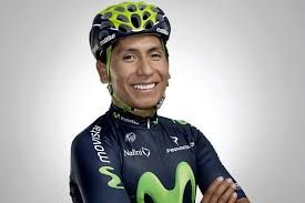 Nairo Quintana,(1990) is a Colombian racing cyclist, currently riding for the Movistar Team. a specialist climber, his high power output and great stamina to react and endure others attacks,also a decent time trialist, making him a consistent contender for general classification at stage races. His best career results are winning the 2014 Giro d'Italia and 2016 Vuelta a España,a 2nd place overall in the Tour de France of 2013 and 2015.