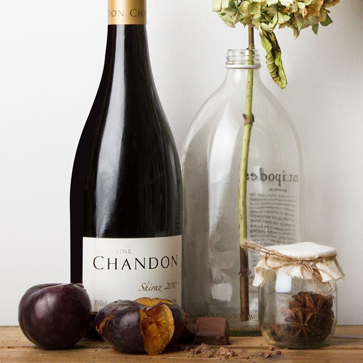 Domaine Chandon Shiraz 2010 #domainechandon #shiraz #wine #photography #vinomofo