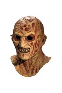 Masque Freddy Krueger latex adulte Luxe