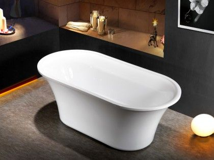Vrijstaande design badkuip NOEMIE 70*150*58cm