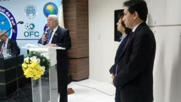 Presentaron a Misiones como sede del Mundial de Futsal 2019
