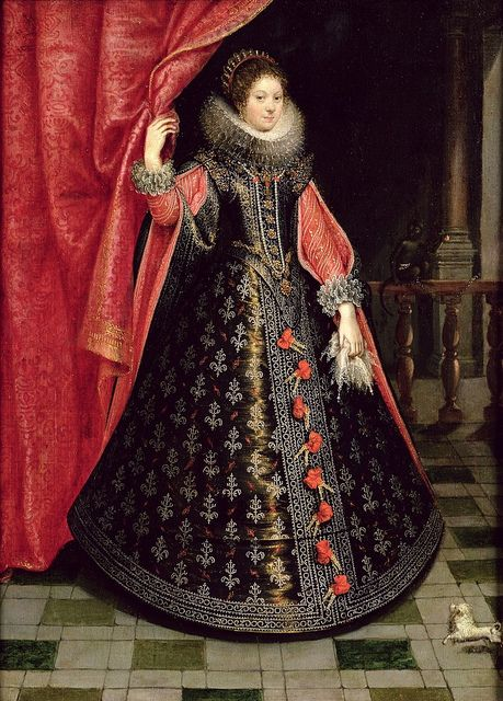 Portrait Presumed to be Henrietta Maria of France, after 1625