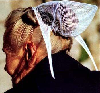Trégor - coiffe toukenn
