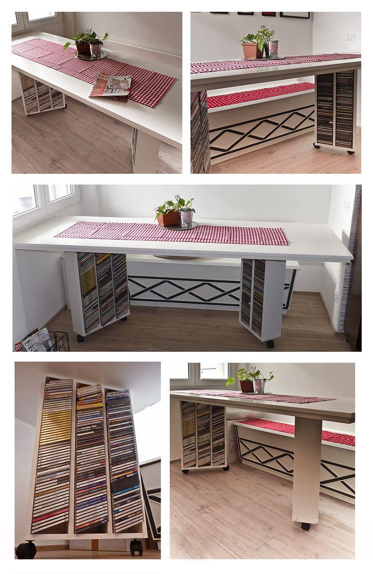 Oltre 1000 idee su costruire una scrivania su pinterest ...