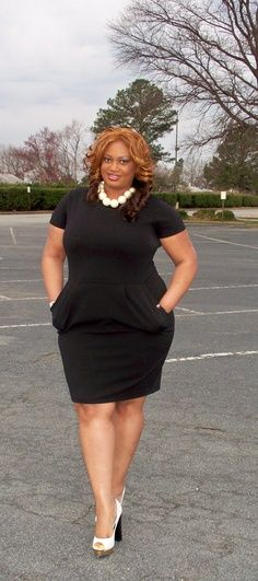 Plus Size Mini Dress I love. Pic\'s slightly underexposed. | D\'s ...