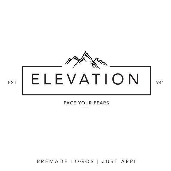Premade logo / custom logo / minimal logo / feminine branding / feminine logo / premade branding package / logo designing by Girl Boss Boutique from JustApri