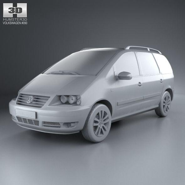 Volkswagen Sharan 2004 Volkswagen Suv Car Car