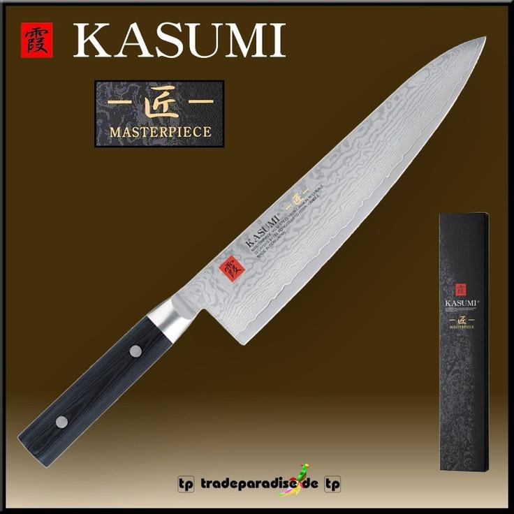 Kasumi Masterpiece Knives