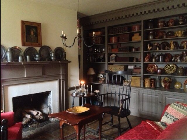125 Best Early American & Colonial Home Decorating