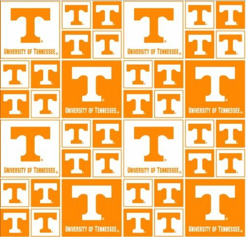 Whats the best fabric university of tennessee out there in the market?Do you already know what kind of fabric university of tennessee to buy