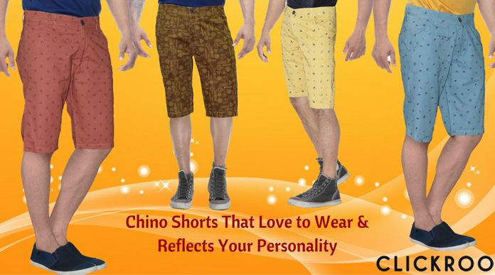The Ultimate Guide For Men Having A Like For Chino Pants | Shorts ...