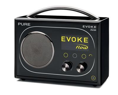 Pure Evoke DAB radio
