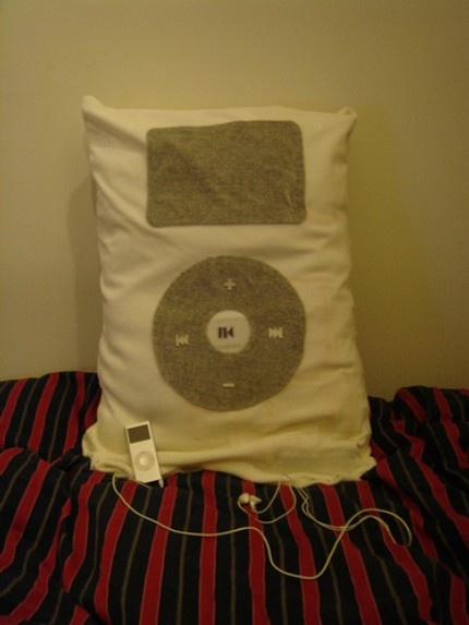 I must make this for Andrew!!! :) http://www.instructables.com/id/Super-IPod-1/step2/Super-IPod-How-to-make-IPod-pillow-case/
