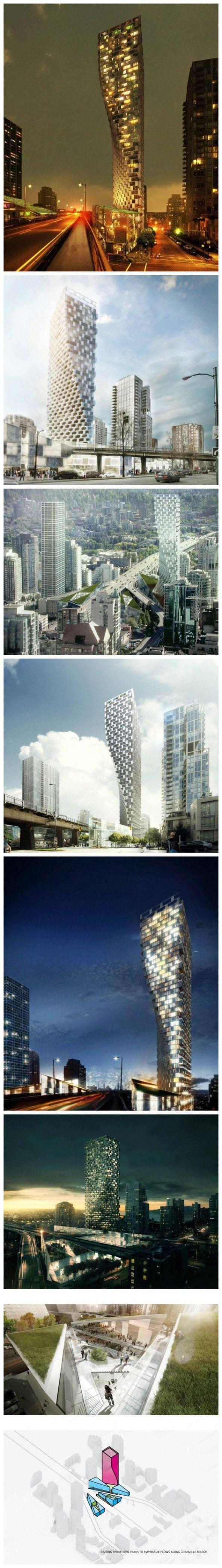 designed by Bjarke Ingels