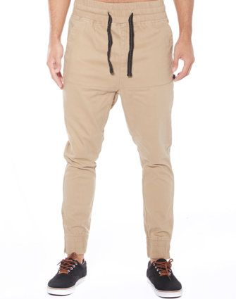 Park Temple Jogger Chinos