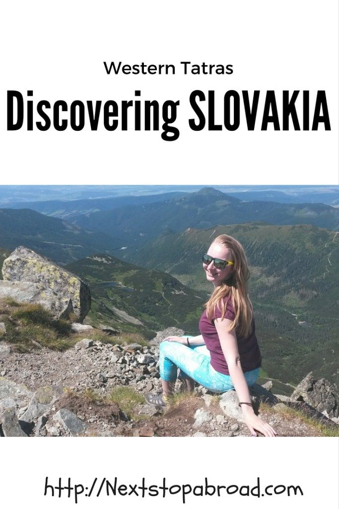 Discovering Western Tatras, Slovakia - tour guide