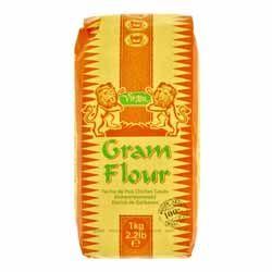 Gram Flour (Besan/Chickpea Flour) - Virani
