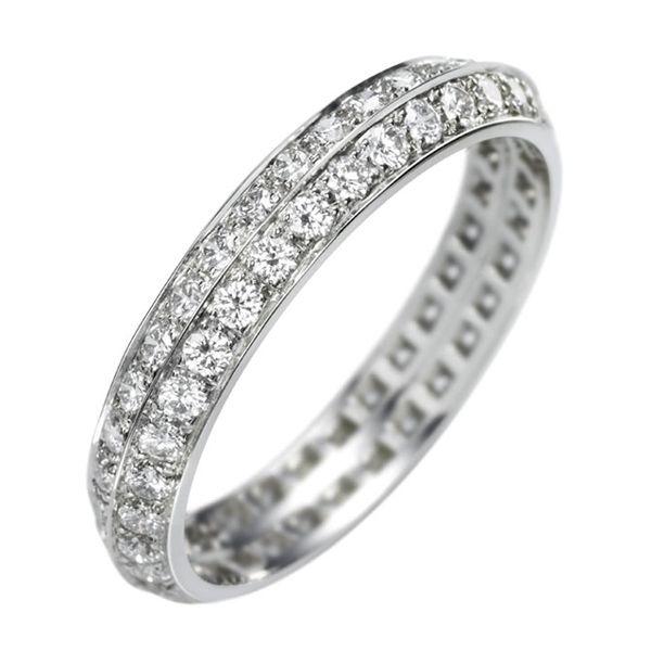 クチュール エタニティリング - Van Cleef & Arpels(ヴァン クリーフ&アーペル)の結婚指輪(マリッジリング)結婚指輪・マリッジリングの参考に♡ヴァンクリーフアーペル の一覧を集めました♡