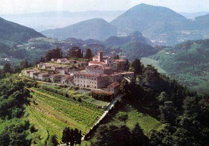 Colli Euganei provincia di Padova