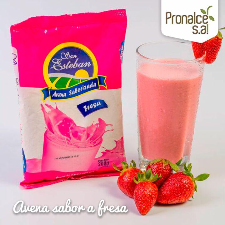 Descubre el inigualable sabor de la #AvenaPronalceSaborizada. Escoge tu sabor preferido y disfruta