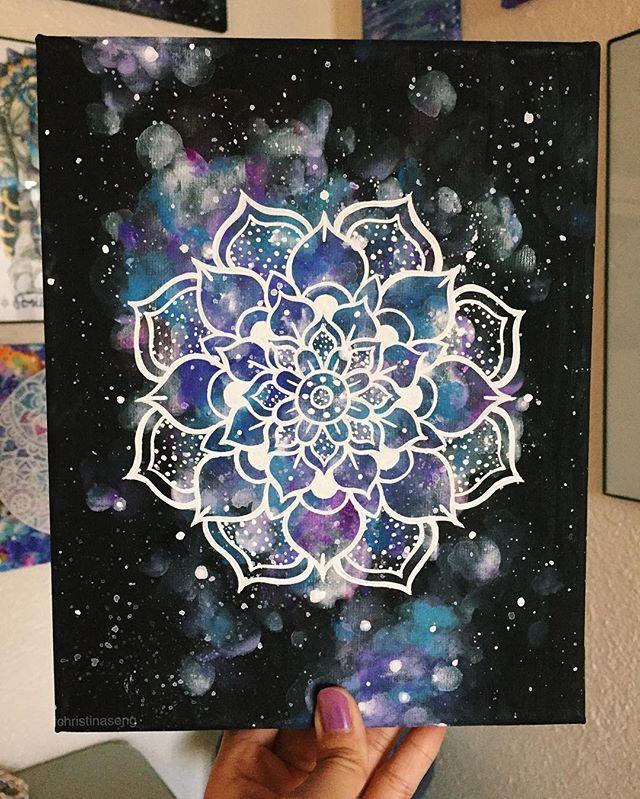 A little space mandala. ✨