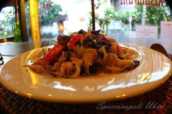 La Cucina Italiana di Noer: Linguine alla Noer