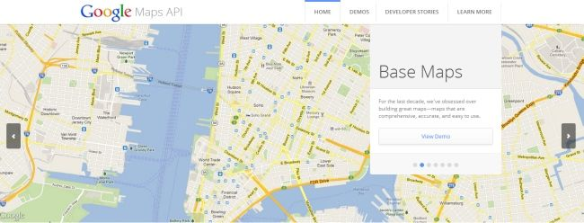 Llegan los datos de tráfico a la API de Google Maps para su uso por parte de terceros http://www.genbeta.com/p/71963