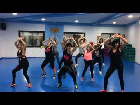 Rockabye Zumba con Soni - YouTube
