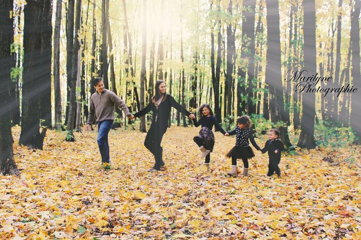 Automne* Famille*