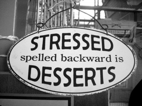 desserts: Desserts, Stress Relea, Remember This, Reduce Stress, Quote, Stress Spelling, Spelling Backwards, Weights Loss, Stress Relievers