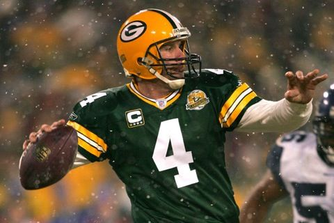 Brett Favre and Kevin Greene Are Hall of Famers -- It was a foregone conclusion, but Brett Favre is now a Pro Football Hall of Famer. Former Packers linebackers coach Kevin Greene joins him in the class of 2016.